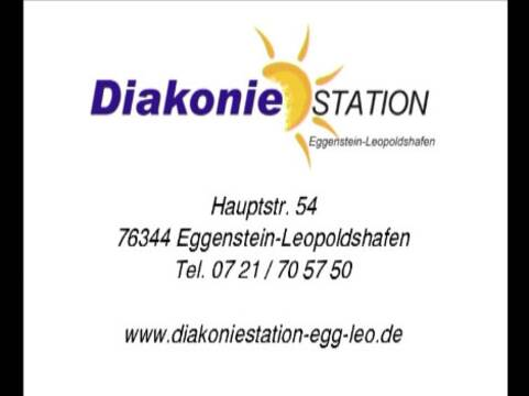 Video 1 Diakoniestation Eggenstein-Leopoldshafen e. V.