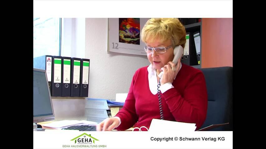 Video 1 GEHA S. Schild-Fengels Hausverwaltung GmbH