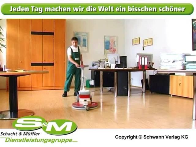 Video 1 Gebäudereinigung Schacht & Müffler