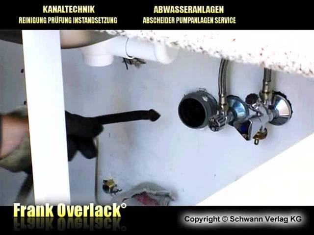 Video 1 Rohrreinigung Frank Overlack
