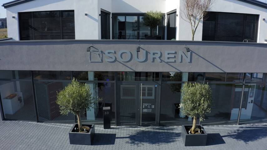 Video 1 Bauelemente Axel Souren Fenster + Türen, Jalousien, Sonnenschutz Bauelemente