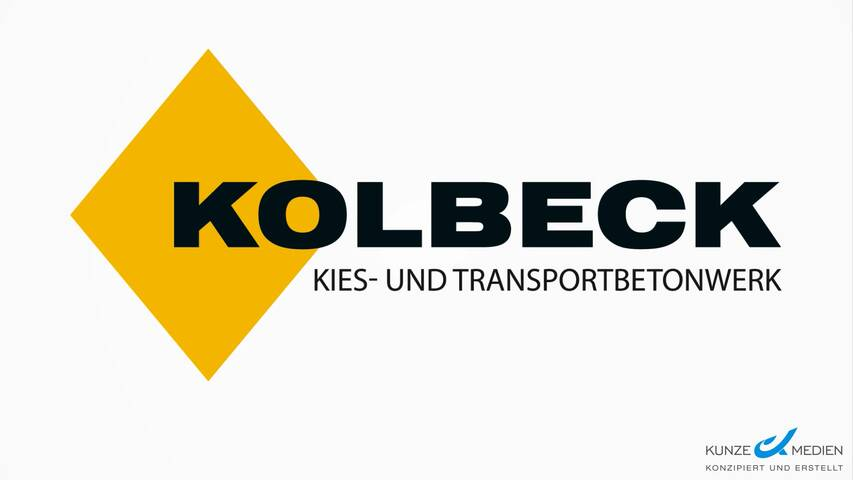 Video 1 Kolbeck Kies- und Transportbetonwerk