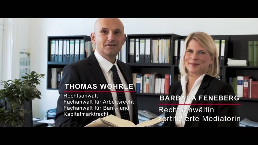 Video 1 Rechtsanwälte an der Residenz
