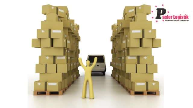 Video 1 Pasler Logistik Kurierdienst
