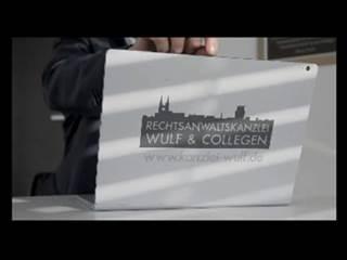 Video 2 Anwaltskanzlei Wulf & Collegen
