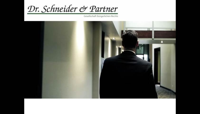 Video 1 Dr. Schneider & Partner GbR