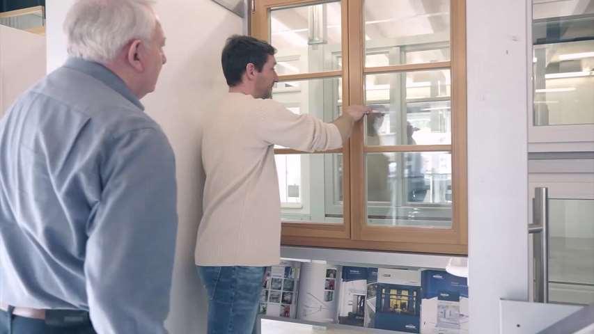 Video 1 Altbaumodernisierung Haus + Raum