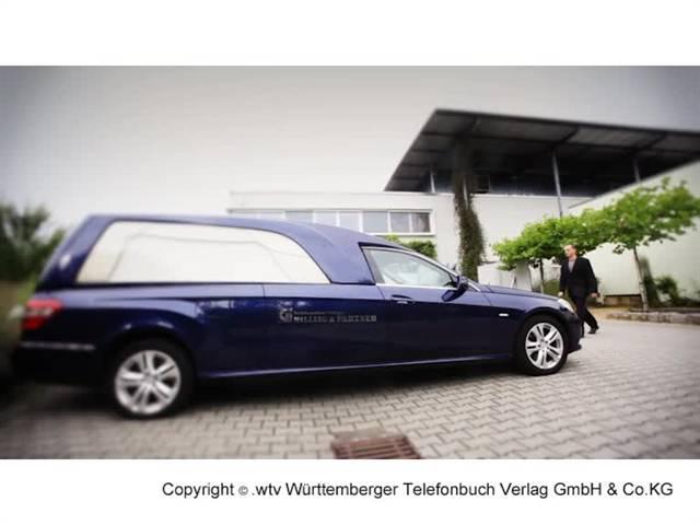 Video 1 Bestattungsdienst Tübingen