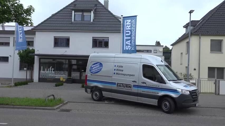 Video 1 Saturn Handels GmbH, Kälte- und Klimatechnik