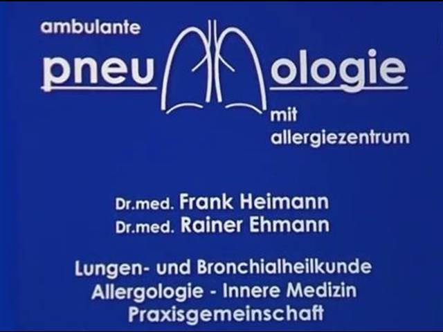 Video 1 Ambulante Pneumologie mit Allergiezentrum (BAG)