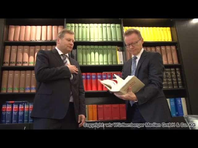 Video 1 Walther + Derndinger, Rechtsanwälte