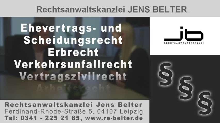 Video 1 Anwaltskanzlei Belter