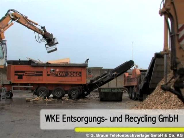 Video 1 WKE Entsorgungs u. Recycling