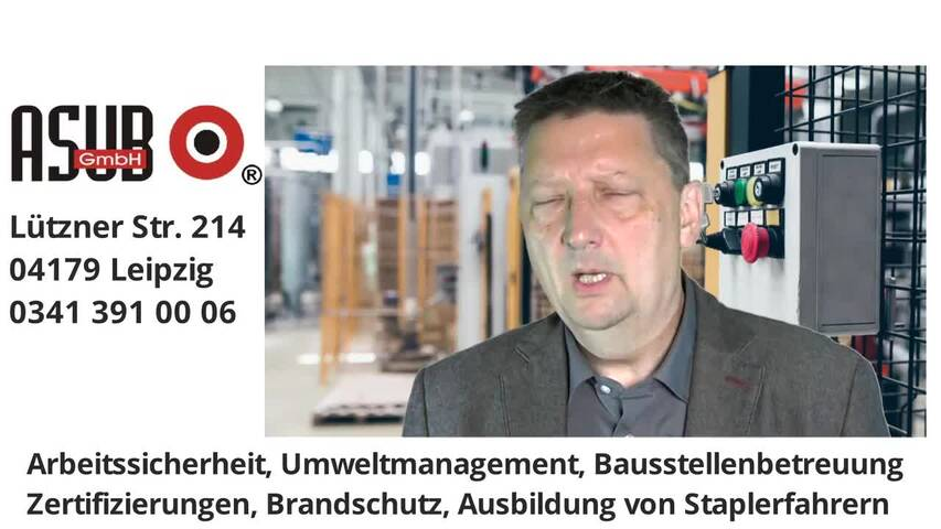 Video 1 ASUB GmbH