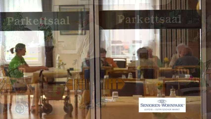 Video 1 SENIOREN-WOHNPARK Leipzig - Eutritzscher Markt