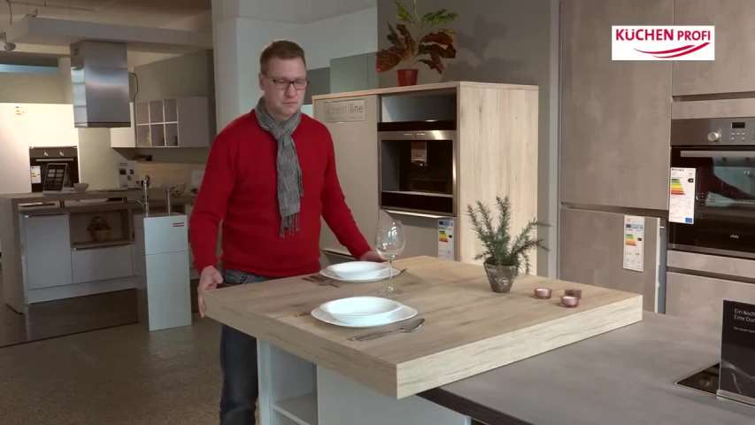Video 1 KÜCHENPROFI Leipzig