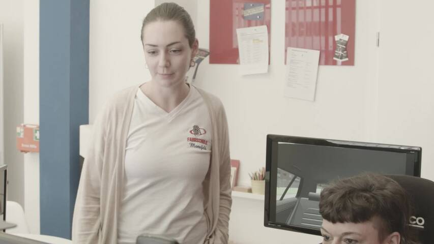 Video 1 Fahrschule Mansfeld
