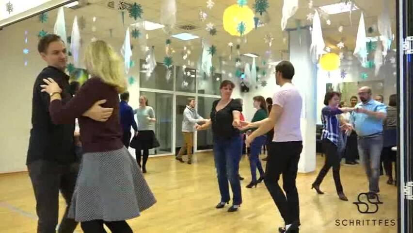 Video 1 ADTV Tanzschule Schrittfest GmbH