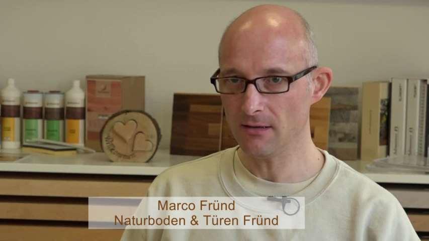 Video 1 Naturboden & Türen Fründ