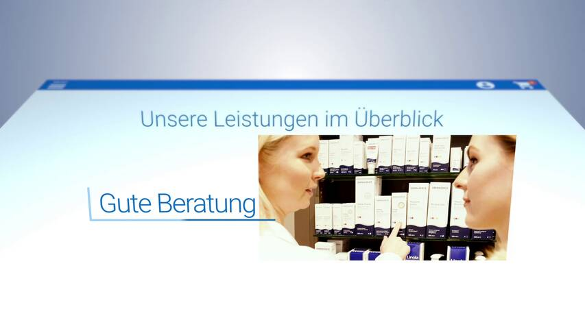 Video 1 Mühlen-Apotheke Kerstin Harder