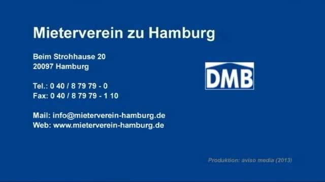 Video 1 Deutscher Mieterbund Mieterverein Mieterschutz/Beratung