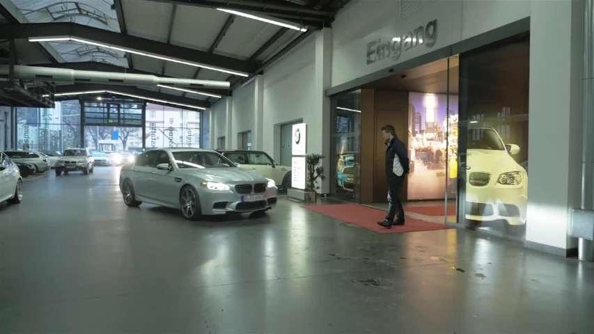 Video 1 BMW MINI Riller & Schnauck