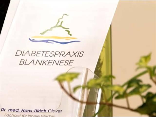 Video 1 Diabetesschwerpunktpraxis Clever Hans-Ulrich Dr.med.