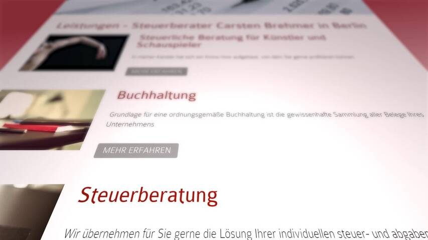 Video 1 Brehmer Carsten Steuerberater