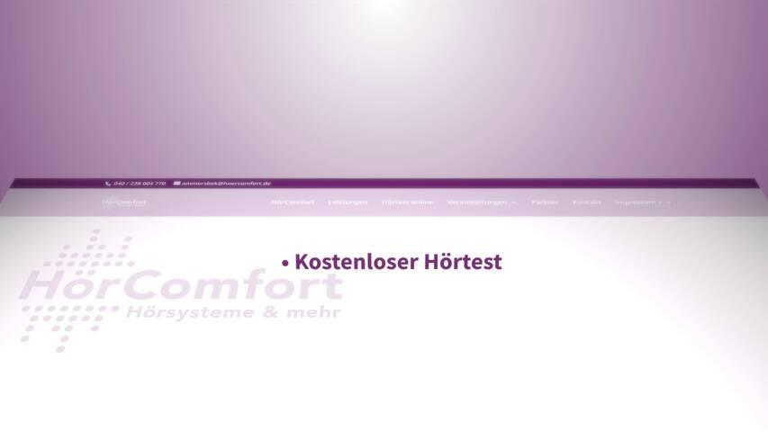 Video 1 HörComfort