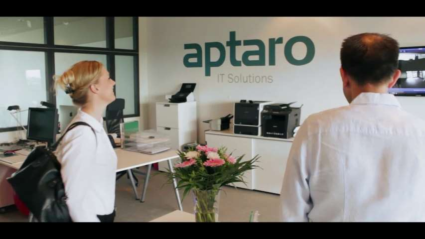 Video 1 aptaro GmbH