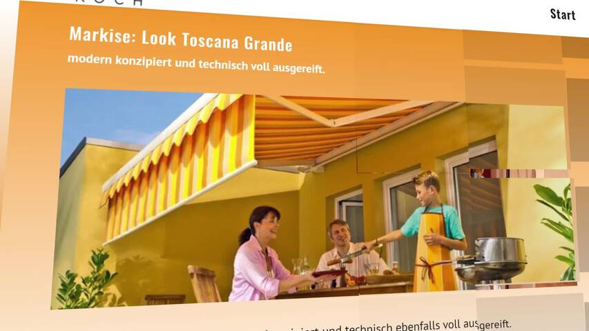 Video 1 Koch Sonnenschutztechnik