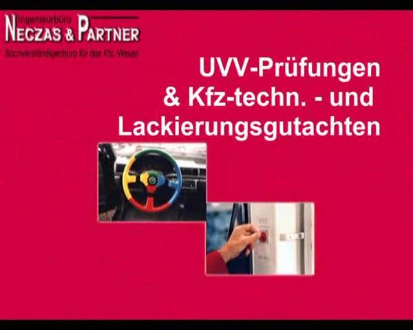 Video 1 Ingenieurbüro Neczas GmbH