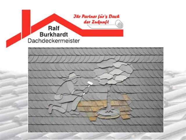 Video 1 Dachdeckermeister Burkhardt Ralf