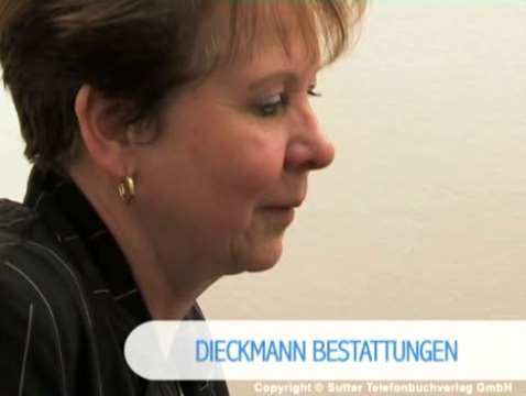 Video 1 Bestattung Dieckmann