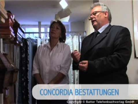 Video 1 Concordia Bestattungsinstitut
