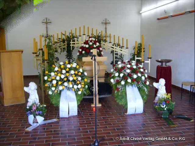 Video 1 Schardt Bestattungsinstitut Schreinerei