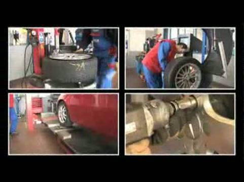 Video 1 Reifen Klein