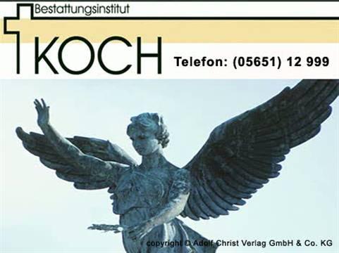 Video 1 Bartels Lars-Henning Bestattungsinstitut Koch