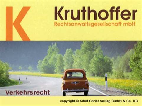 Video 1 Rechtsanwalt Kruthoffer