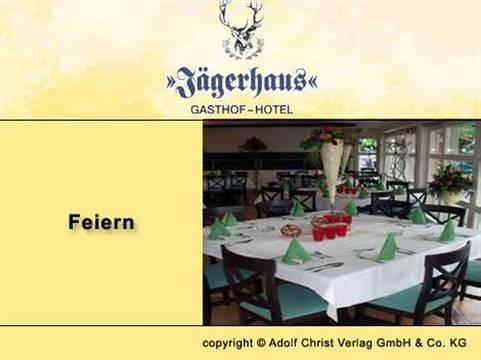 Video 1 Jägerhaus Hotel