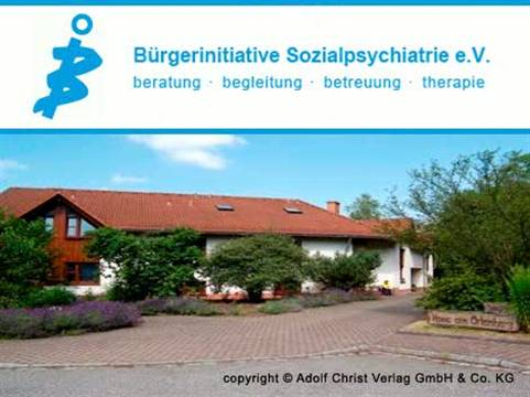 Video 1 Bürgerinitiative Sozialpsychiatrie e.V.