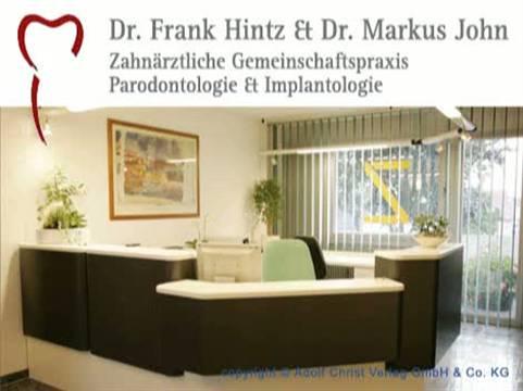 Video 1 John Markus Dr.med.dent. Oralchirurgie & Hintz Frank Dr.med.dent. Parodontologie