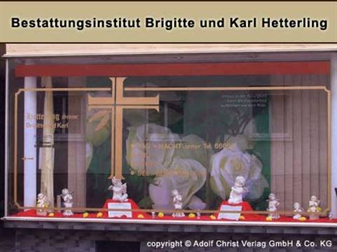 Video 1 Bestattung Brigitte und Karl Hetterling GmbH