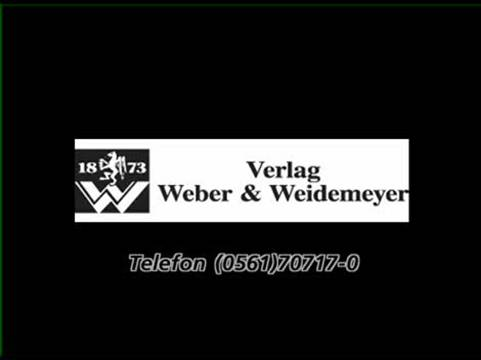 Video 1 Telefonbuch Weber & Weidemeyer