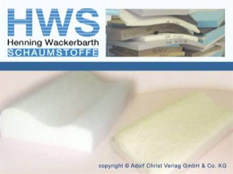 Video 1 Schaumstoffe-Matratzen HWS-Schaumstoffe.de