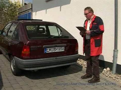 Video 1 Ratz Dipl.-Ing. KFZ-Sachverständigenbüro