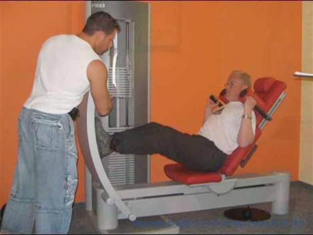 Video 1 Physiotherapeutisches Zentrum Lipatov, Horn, Göbel Schwalmstadt PTZ