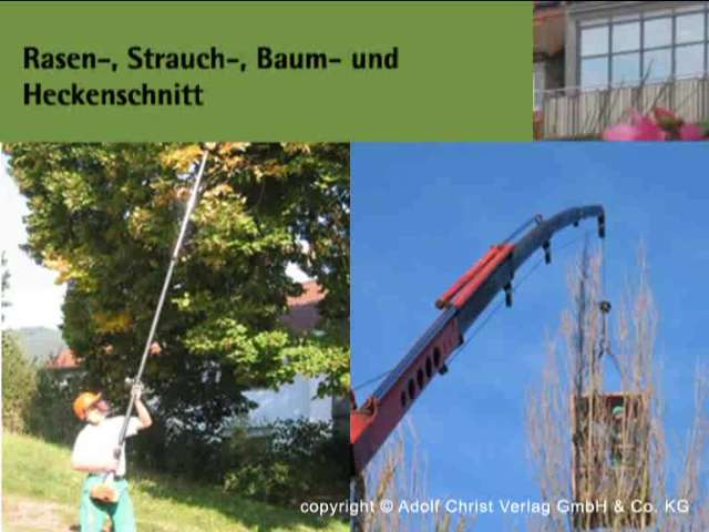 Video 1 Garten- u. Landschaftspflege Holgers Objektservice