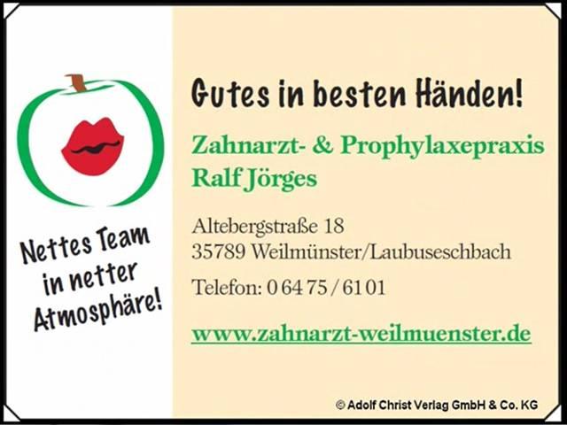 Video 1 Jörges Ralf Dr. Zahnarzt