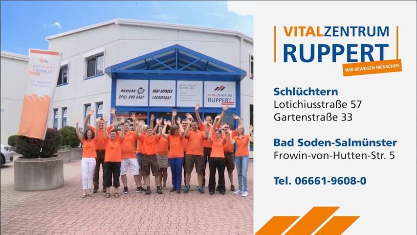 Video 1 Vital Zentrum Ruppert